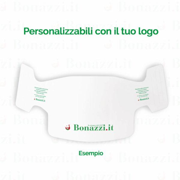 Mascherine in carta personalizzate, Bonazzi | Stampa in Italia 2
