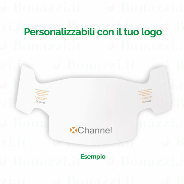 Mascherine in carta personalizzate, XChannel | Stampa in Italia 2