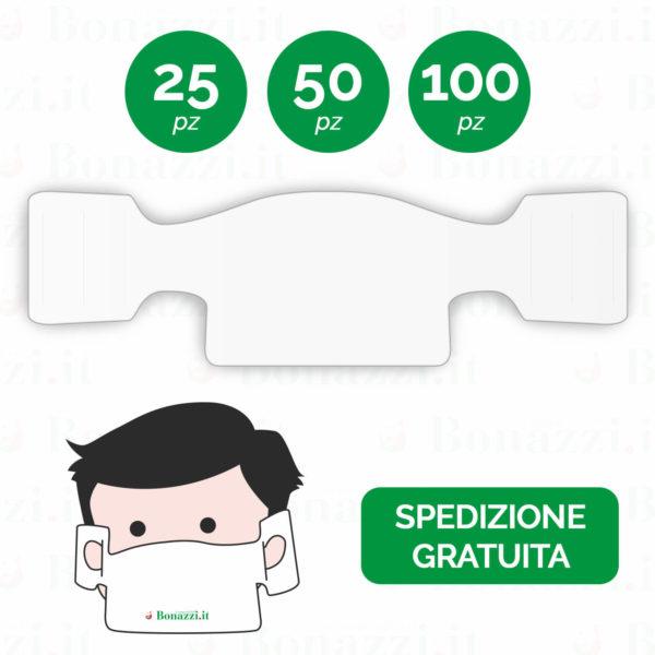 Mascherine in carta, Bonazzi   Stampa in Italia 5